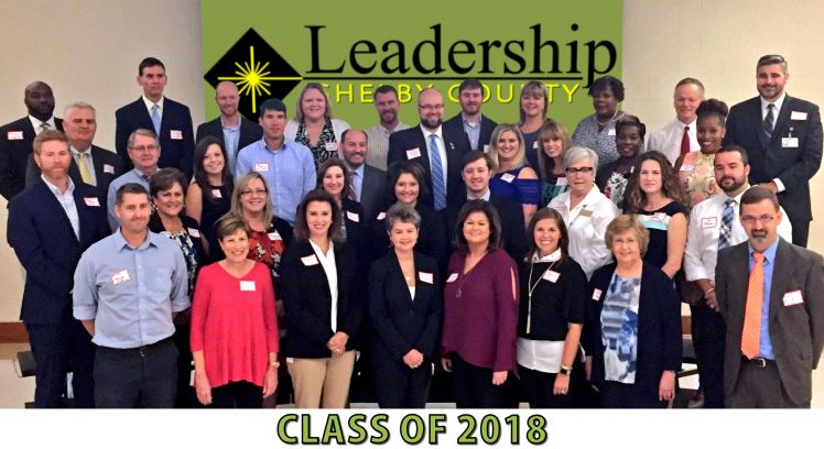 LSC class of 2018